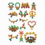 雪花片积木-桌面益智玩具-WL441D