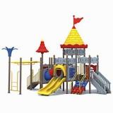 城堡幼儿园大型玩具WL11106C