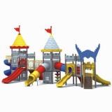城堡幼儿园大型玩具WL11105B