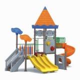 城堡幼儿园大型玩具WL11108C