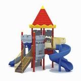 城堡幼儿园大型玩具WL11108B