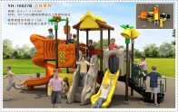 YH-16027B丛林系列大型滑梯