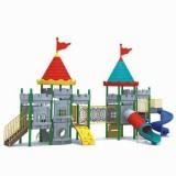 城堡幼儿园大型玩具WL11105A