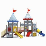 城堡幼儿园大型玩具WL11107C