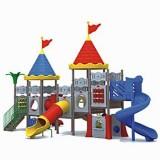 城堡幼儿园大型玩具WL11106A