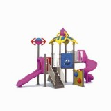 太空儿童滑滑梯WL11080C