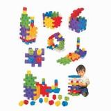 方宝快乐园拼塔-桌面益智玩具-WL443C