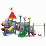 城堡幼儿园大型玩具WL11104B