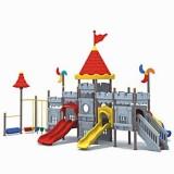 城堡幼儿园大型玩具WL11106B